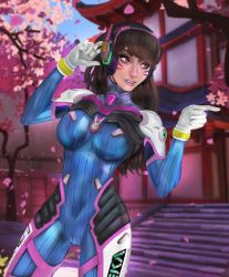 D.Va by Lullaby-of-the-Lost