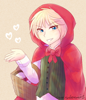 Little Red Alois by CascadingSerenity