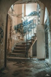 Stairs by DOTHERIGHT