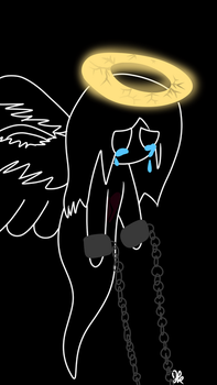 Weighed Down By The Chains Of Guilt by AwkwardDreamer31st