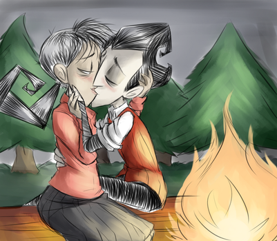 Don't Starve - Willowson Commission by Ka-Star