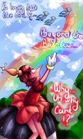 Cuphead| Over The Rainbow by Toaster-a