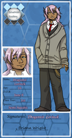 Brookview Academy: Dragomir by LostMercury