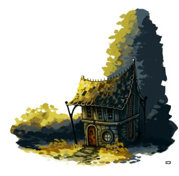 Cottage 02 by TypoCity