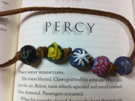 Camp Half Blood Necklace by Nobody426