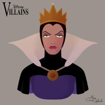 Evil Queen by MarioOscarGabriele