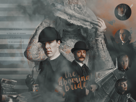 the abominable bride by tuschen