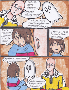 One Punch Tale Ep.5: The Fallen Child pg 9 by Cashopeia