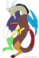 Devious Discord by ChubbyGamerGirl