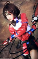 Kabaneri: Mumei Cosplay by kuricurry