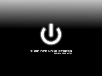Turn Off your Stress by cesars