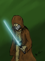 Little Jedi by Storming777