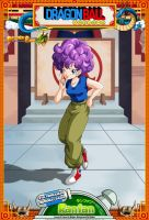 Dragon Ball - Ranfan by DBCProject
