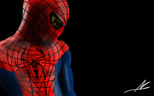 The Amazing Spiderman by ShadowClawZ