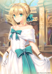 saber by Trianon-dfc