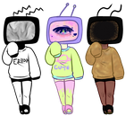 || TV head adopts | open || by hollyIeaf