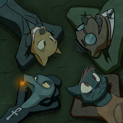Constellations by Katnay