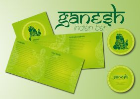Ganesh - indian bar project by lilithStyle