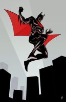 Batman Beyond by A-Muriel