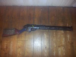 Huters Big Game Rifle by LupusD