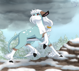 Incoming storm [AT] by Aurialudzic