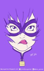Hit-Girl by Acard