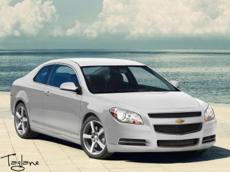 Chevy Malibu Coupe by Taglane