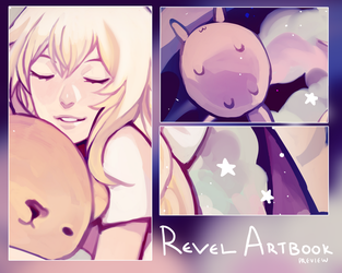Revel Artbook Preview by 6ooey