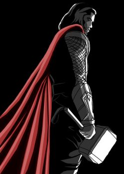 Thor by HappInesFactory