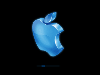 AppleMac3D-Black by somnambul