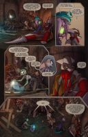 Dreamkeepers Saga page 385 by Dreamkeepers
