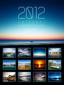 calendar 2012 : Waterscapes by bosniak