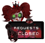 PC - Evaby Requests Closed Stamp by BlueBismuth