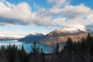 Queenstown Hill by Vampyna