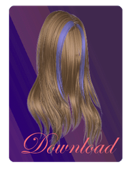 [MMD] AVRIL LAVIGNE HAIR [+DL] by Sims3Ripper
