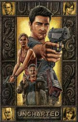 Uncharted by kelvin8