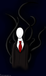 Slenderman by Puripallo