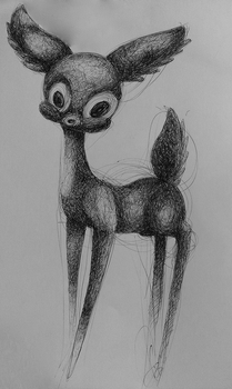 Fawn by JuuxMiko
