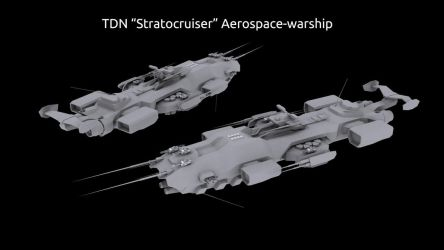 WIP: TDN Stratocruiser by Helge129