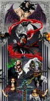 Castlevania Lords of Shadow 2 poster by whittingtonrhett