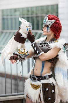 Mowky (Woad Scout Quinn) #1 by take7x