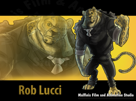 Rob Lucci by MalfinisProductions