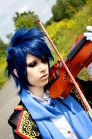 .:Vocaloid: ability to play violin:. by CatZombie
