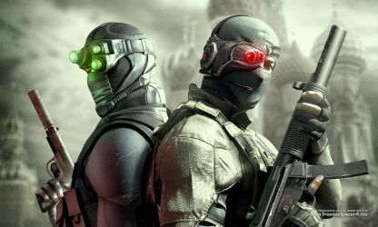Splinter Cell: Conviction by fw4me