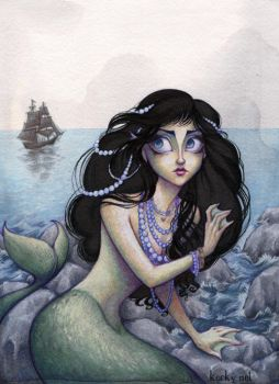 Siren Song by Kecky