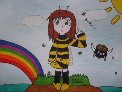 Bumble...? by Hexed-honey