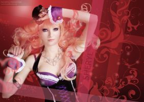 Sheryl Nome Poster by bellatrixaiden