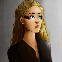 Grounder Clarke by BonSquiggle