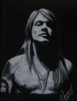 William Bailey aka Axl Rose by argentinian-queen