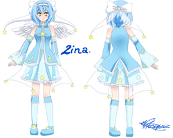 Lina Ref comission by Vika01